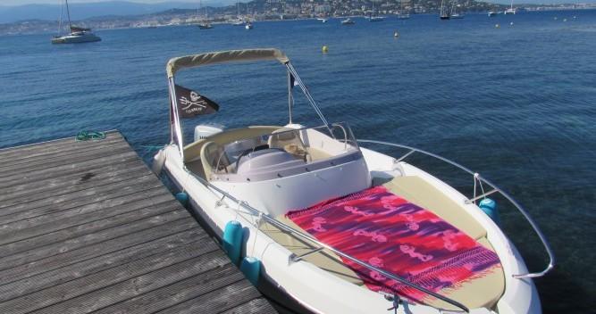 Bootsverleih Bénéteau Flyer 650 Sun Deck Cannes Samboat