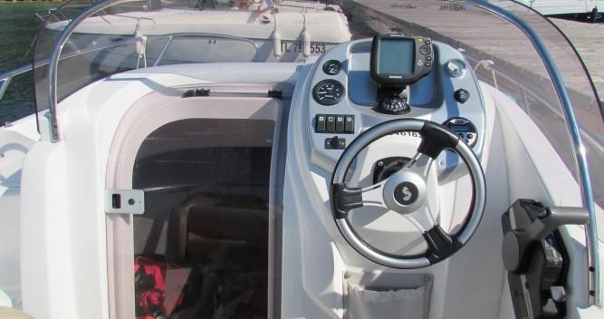 Motorboot mieten in Cannes - Bénéteau Flyer 650 Sun Deck