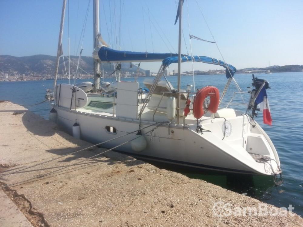 Segelboot mieten in Toulon - Jeanneau Sun Odyssey