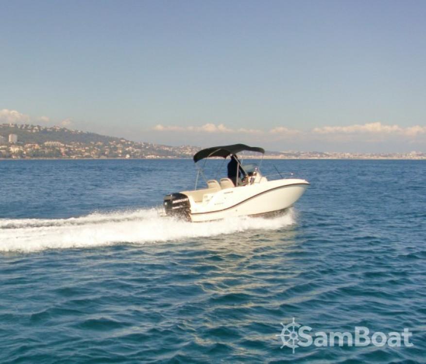 Yacht-Charter in Antibes - Quicksilver Activ 535 Open auf SamBoat