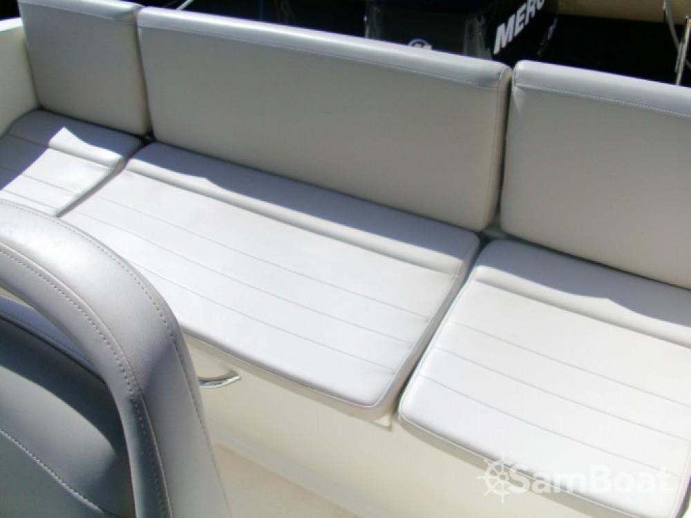 Motorboot mieten in Antibes - Quicksilver Activ 535 Open
