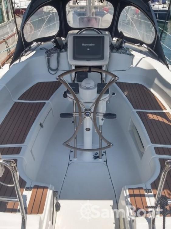 Yacht-Charter in Vallauris - Hunter-Marine Hunter 36 auf SamBoat