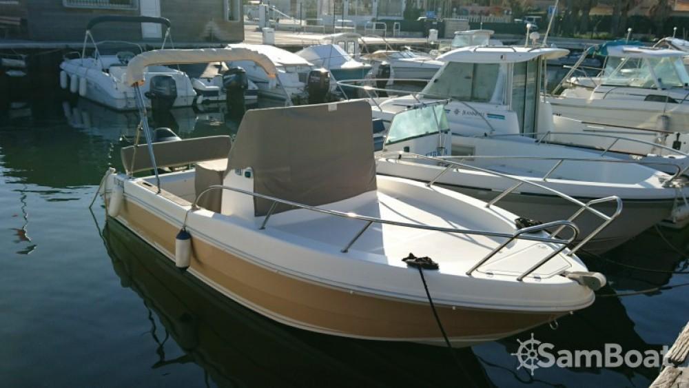 Bootsverleih Capelli Cap 20 Hyères Samboat