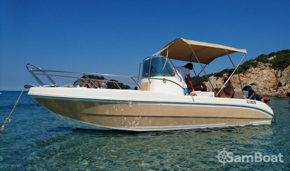 Motorboot mit oder ohne Skipper Capelli mieten in Hyères