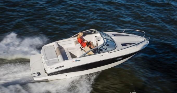 Bootsverleih Bayliner Bayliner 642 Cuddy Mandelieu-la-Napoule Samboat