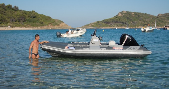 Schlauchboot mieten in Cannes zum besten Preis