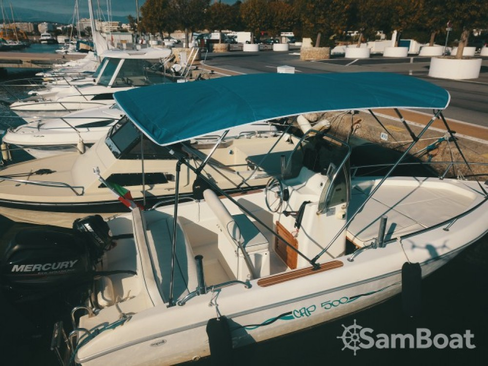 Yacht-Charter in Antibes - Capelli Cap 500 auf SamBoat