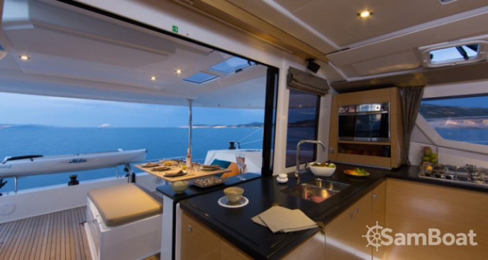 Katamaran mieten in Mandelieu-la-Napoule - Fountaine Pajot News évolution 44