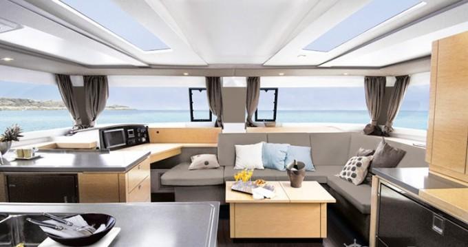 Yacht-Charter in Mandelieu-la-Napoule - Fountaine Pajot Helia 44 Evolution auf SamBoat