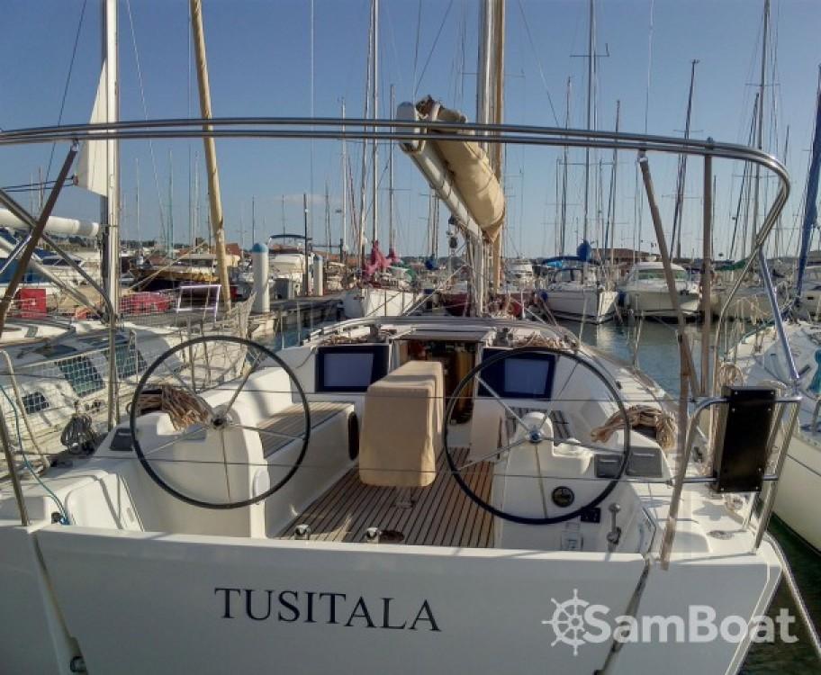 Segelboot mieten in Sanary-sur-Mer zum besten Preis