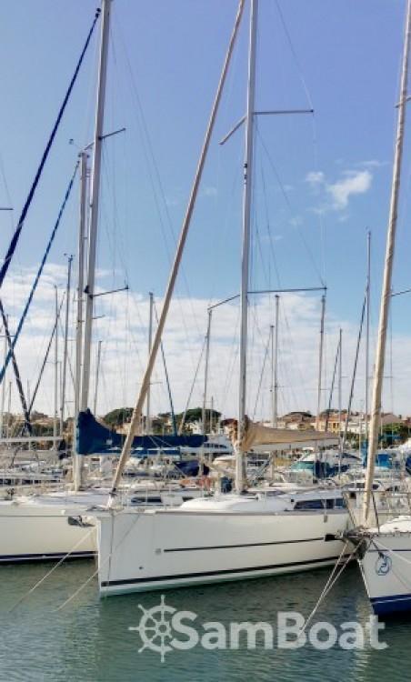 Bootsverleih Dufour Dufour 350 Grand Large Sanary-sur-Mer Samboat
