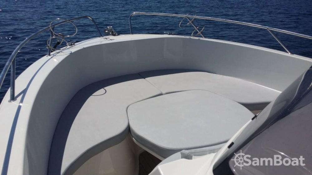 Motorboot mieten in Porto-Vecchio - Pacific Craft OPEN 670