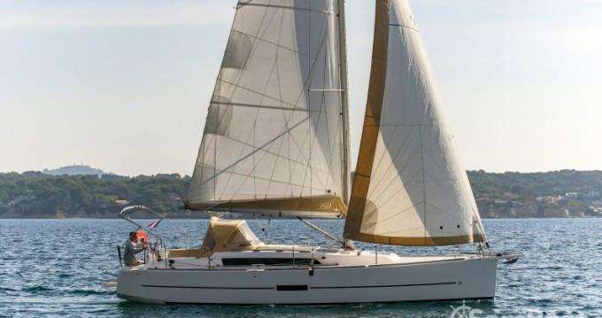 Bootsverleih Sanary-sur-Mer günstig Dufour 350 Grand Large