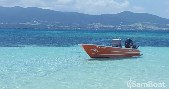 Motorboot mieten in Deshaies zum besten Preis