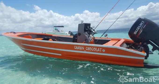 Motorboot mit oder ohne Skipper Sahati mieten in Deshaies
