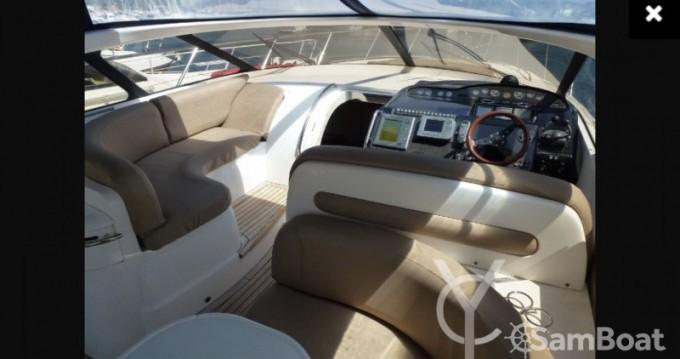 Yacht-Charter in Mandelieu-la-Napoule - Princess Princess V50 auf SamBoat