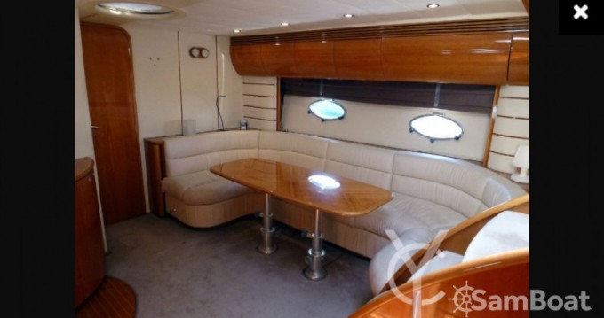 Bootsverleih Mandelieu-la-Napoule günstig Princess V50