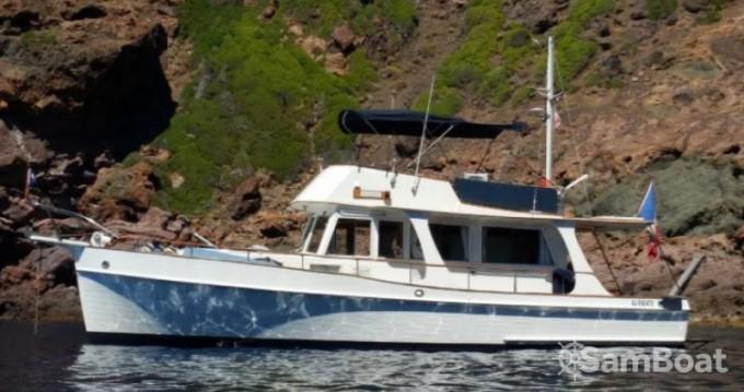 Motorboot mit oder ohne Skipper Grand Banks mieten in Port Grimaud