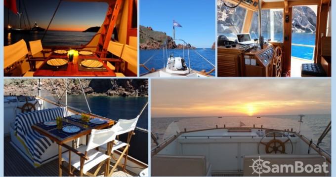 Motorboot mieten in Port Grimaud - Grand Banks EUROPA 42