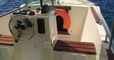 Motorboot mieten in Bouillante - Cna Tropic 710