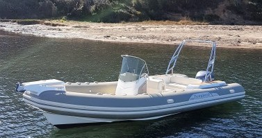 Schlauchboot mit oder ohne Skipper Capelli mieten in Porto-Vecchio