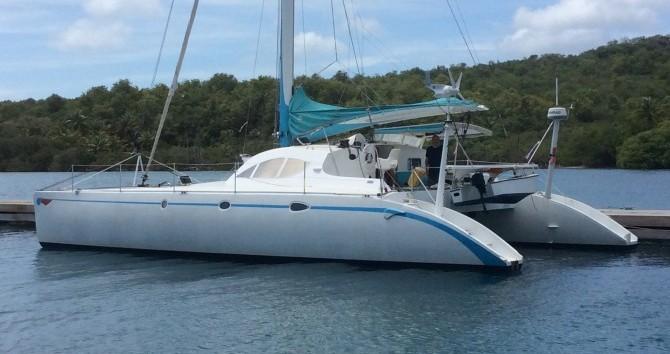 Yacht-Charter in Sète - Looping 50 Aquablue auf SamBoat