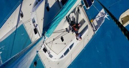 Ein Looping 50 Aquablue mieten in Sète