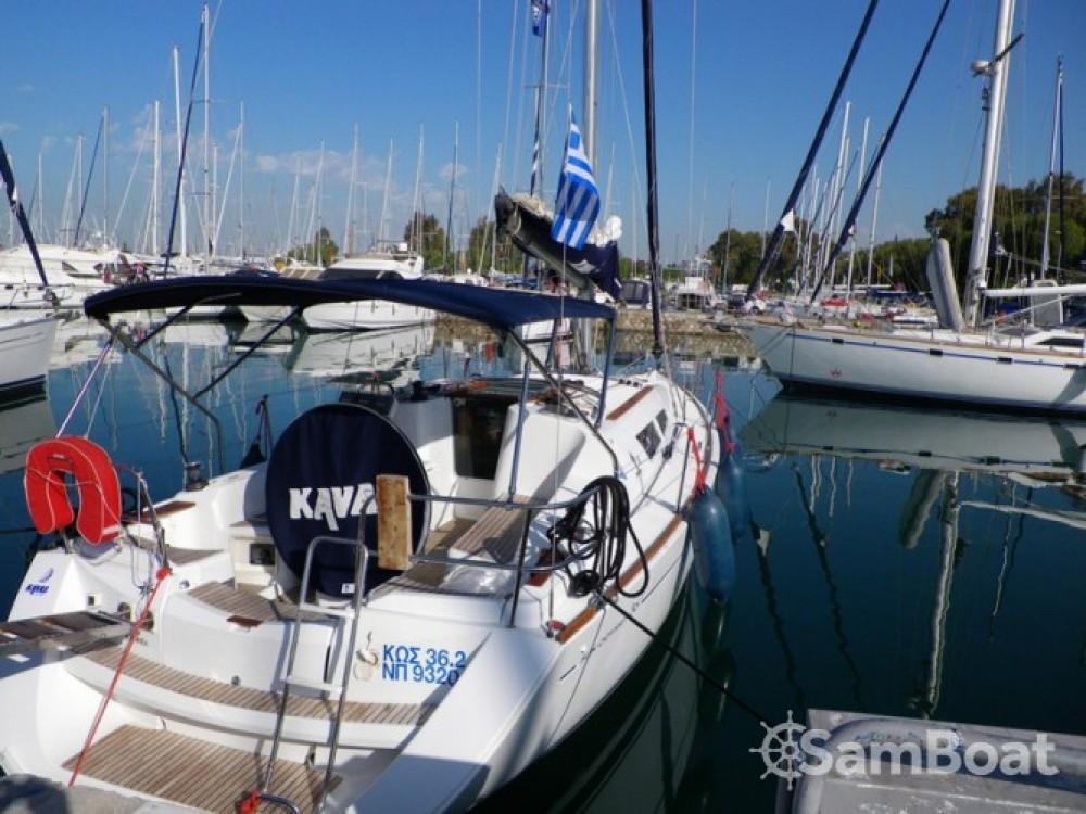 Bootsverleih Jeanneau Sun Odyssey 36i Lefkada Samboat