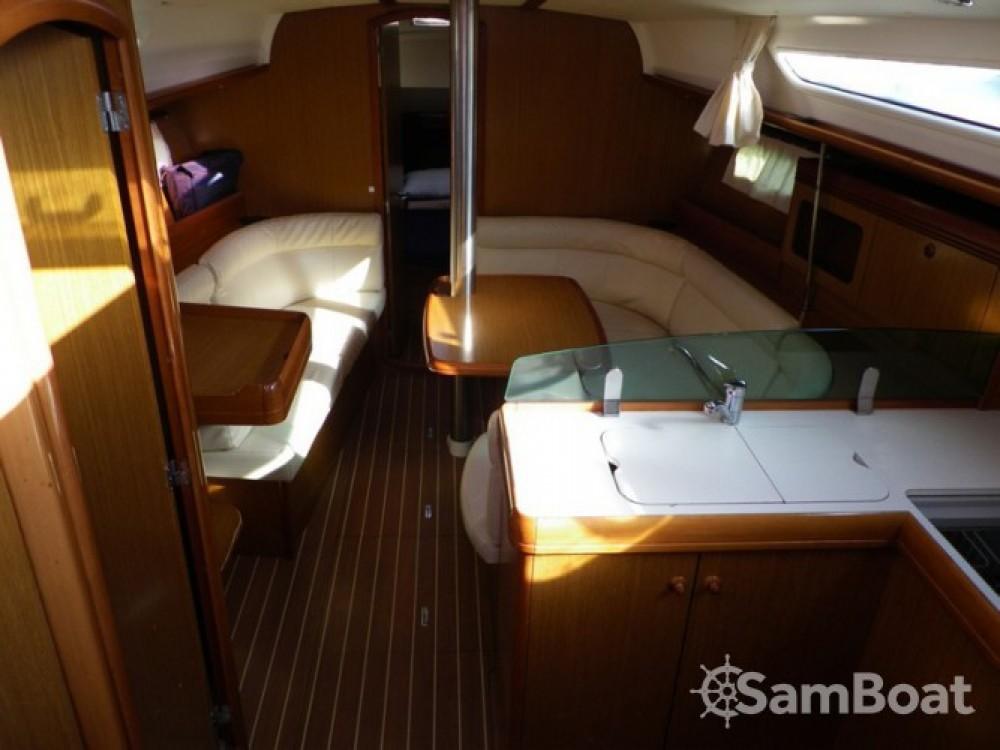 Segelboot mieten in Lefkada - Jeanneau Sun Odyssey 36i