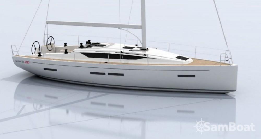 Segelboot mit oder ohne Skipper Salona mieten in