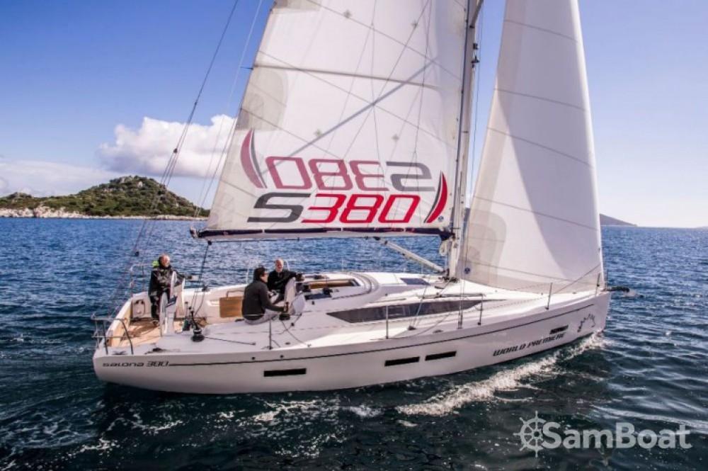 Segelboot mieten in  - Salona Salona 38
