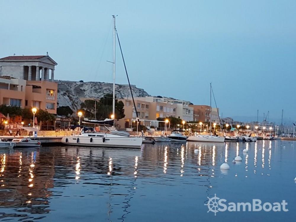 Segelboot mieten in Marseille - Jeanneau Sun Odyssey 39i