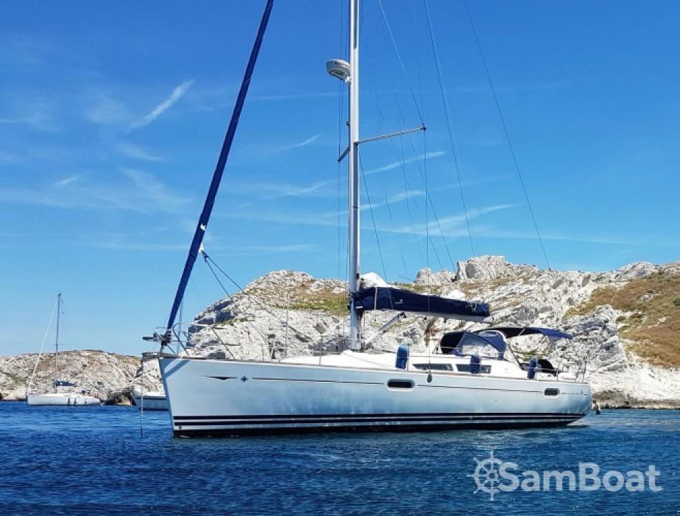 Bootsverleih Marseille günstig Sun Odyssey 39i
