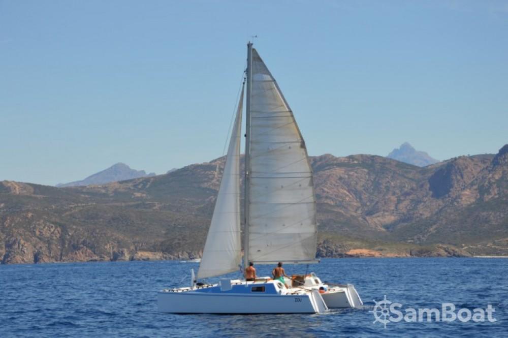 Yacht-Charter in Saint-Tropez - Cna DIABOLO auf SamBoat