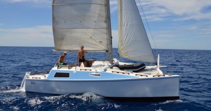 Katamaran mit oder ohne Skipper Cna mieten in Saint-Tropez