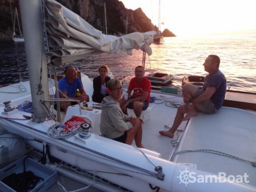 Katamaran mieten in Saint-Tropez zum besten Preis