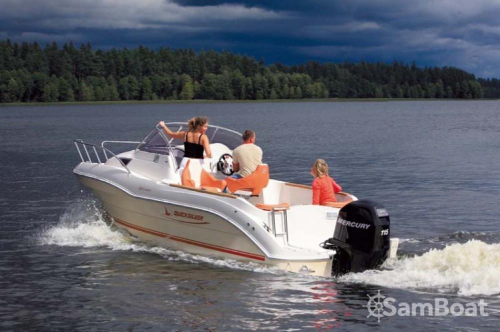 Motorboot mieten in Ajaccio zum besten Preis