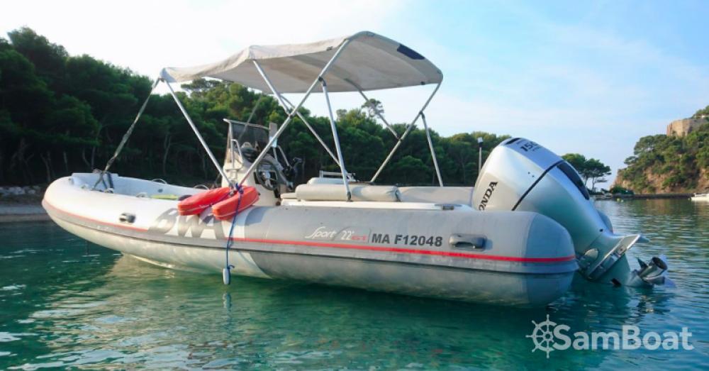 Schlauchboot mit oder ohne Skipper Bwa mieten in Saint-Raphaël