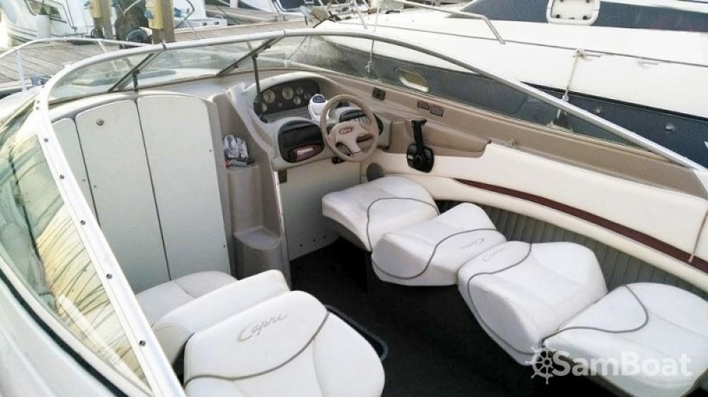 Yacht-Charter in Le Lavandou - Bayliner Capri Cuddy 2052 auf SamBoat