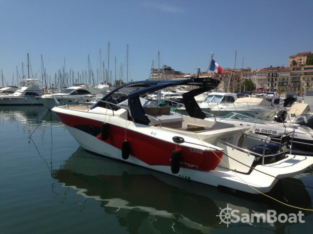 Vermietung Motorboot Faeton mit Führerschein