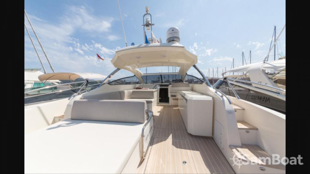 Motorboot mieten in Marseille - Atlantis Atlantis 44