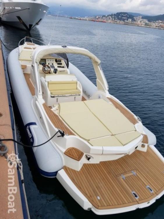 Schlauchboot mit oder ohne Skipper Marlin mieten in Porto-Vecchio