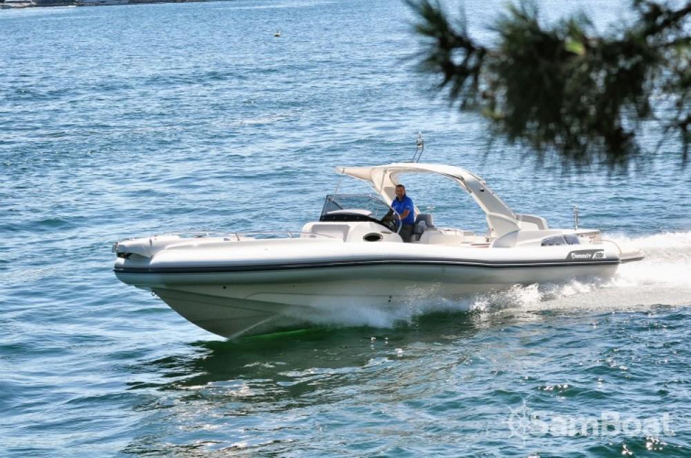 Yacht-Charter in Porto-Vecchio - Marlin Marlin Boat 38 Top auf SamBoat