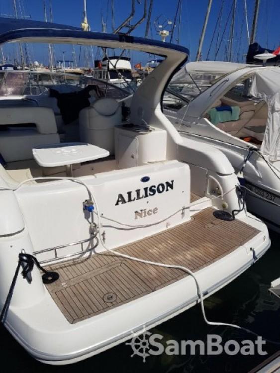 Sessa Marine C35 zwischen Privatpersonen und professionellem Anbieter Golfe-Juan