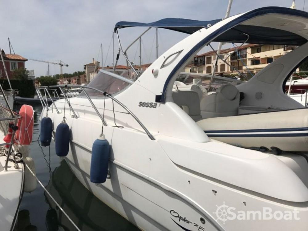 Motorboot mit oder ohne Skipper Sessa Marine mieten in Golfe-Juan