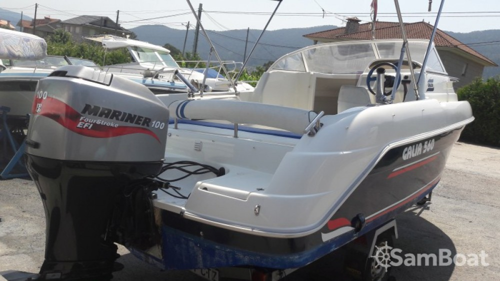 Motorboot mieten in Cobres - Galeon Galia