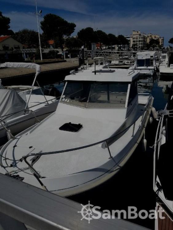 Bootsverleih Port de Plaisance günstig Sea rover