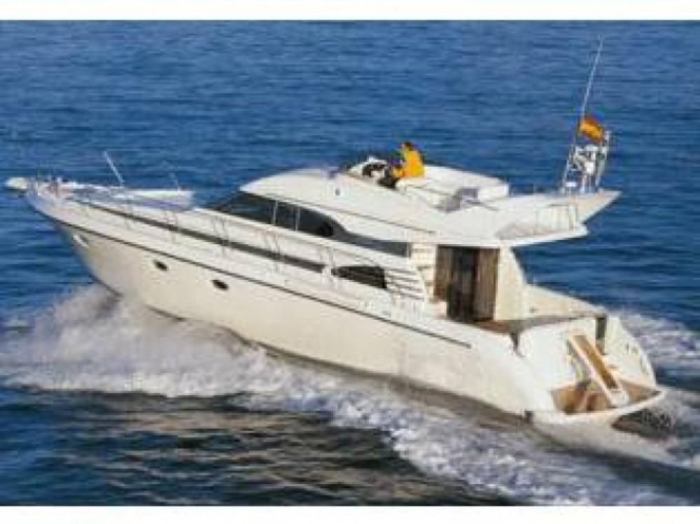 Motorboot mit oder ohne Skipper Garin mieten in Mazara del Vallo