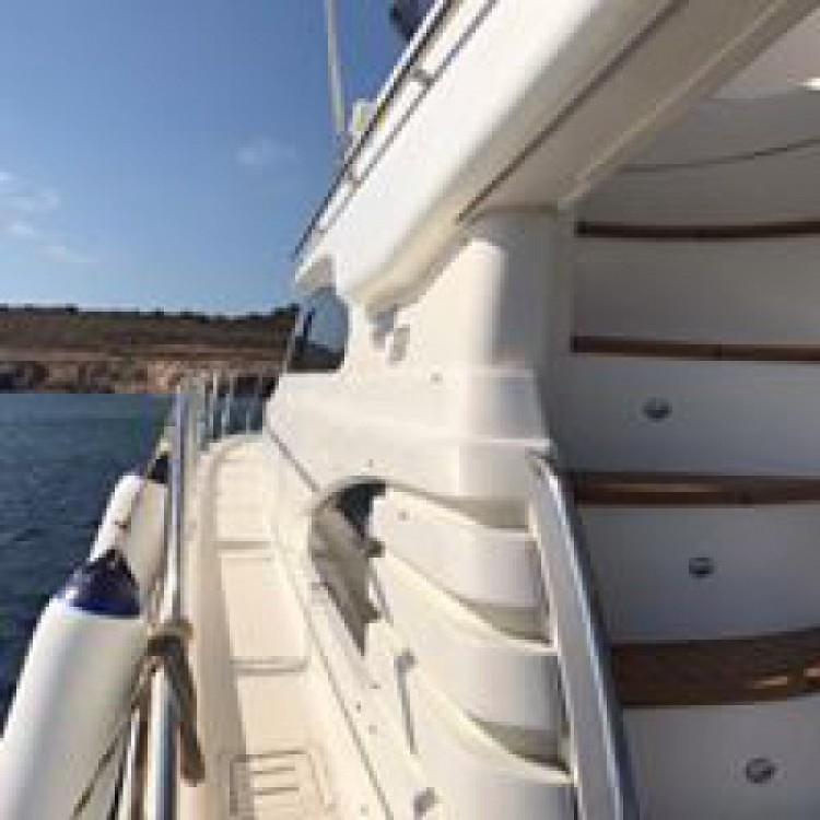 Vermietung Motorboot Garin mit Führerschein