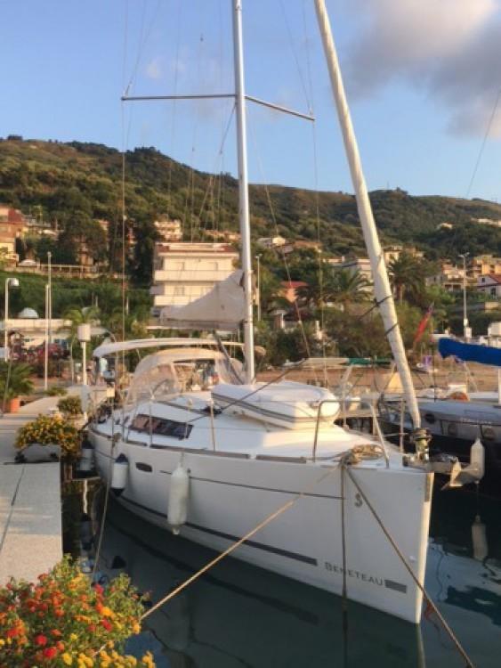 Segelboot mieten in Vibo Valentia - Bénéteau Oceanis 34